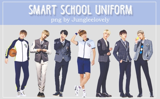 Smart School Uniform